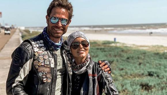 """Sebastián Rulli le demostró a Angelique Boyer que """"aprendió"""" a hablar francés . (Foto: Instagram)"""