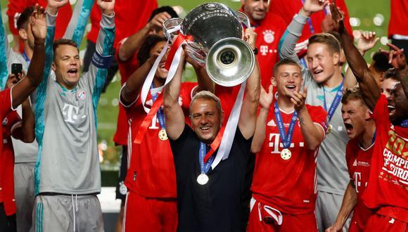 Flick se ganó el respeto siendo el segundo al mando en la selección de Alemania desde 2006 hasta 2014, año en el que ganó el Mundial. (Foto: Reuters)
