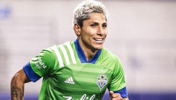 Raúl Ruidíaz tiene 13 goles en la presente temporada de la MLS. (Foto: Sounders FC)