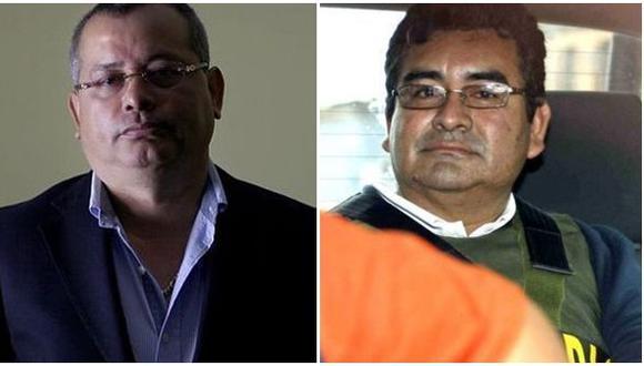 Fiscalía acusa a Orellana y Álvarez de espionaje telefónico