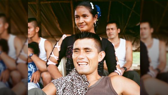Duarte, de 32 años, entró a sus 12 a la guerrilla, donde estuvo 15 años. Ahora, tras la desmovilización, es escolta en un a organización estatal. (FOTO: ALEJANDRO BERNAL)