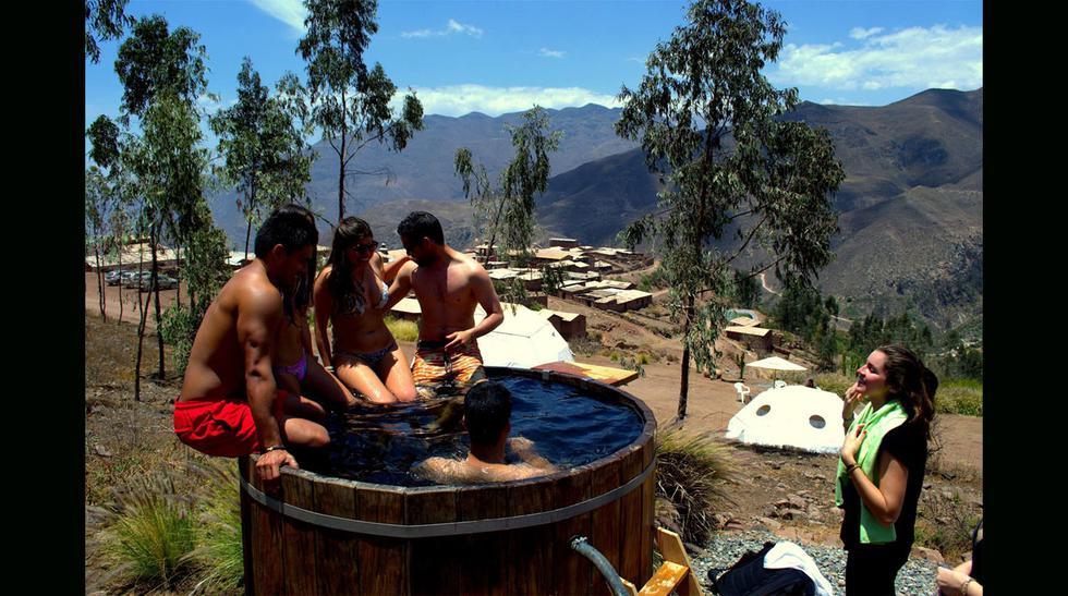 Vive una experiencia diferente durmiendo en domos cerca de Lima - 3