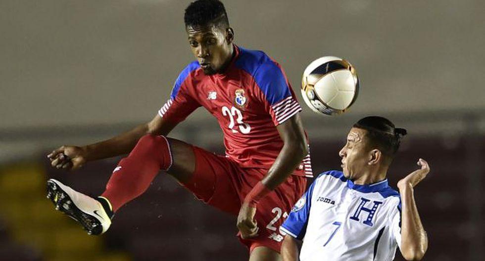 Honduras ganó 1-0 a Panamá y clasificó a la Copa Oro 2017