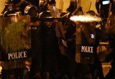 Policía tailandesa dispara balas de goma contra nuevas protestas prodemocracia | FOTOS
