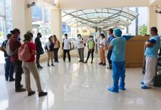 Huánuco: profesionales de la salud procedentes de España reforzarán lucha contra el COVID-19