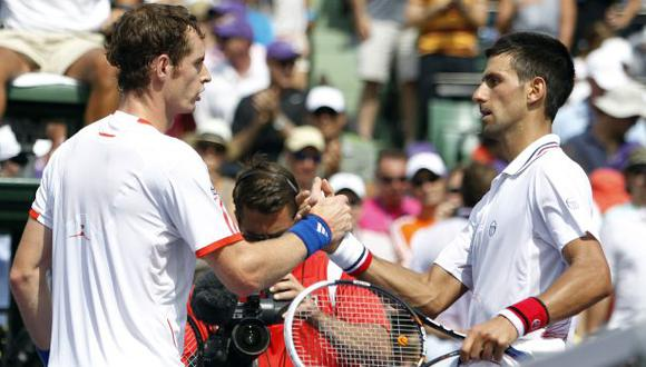 Australian Open: Djokovic vs. Murray se enfrentan en la final
