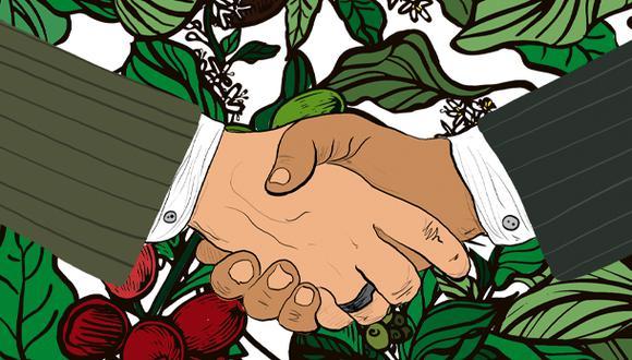 Al 31 de octubre del 2019, el Estado Peruano había suscrito 29 tratados bilaterales de inversión. Ilustración: Giovanni Tazza