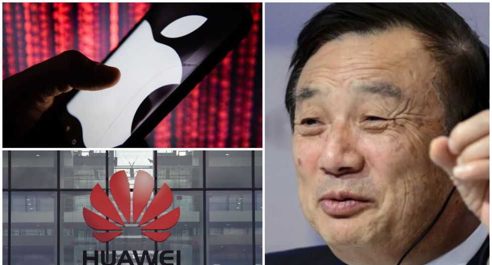 Ren no espera que China tome represalias contra Apple.
