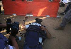 """Ejército israelí asegura que """"no tiene como objetivo"""" a los periodistas"""