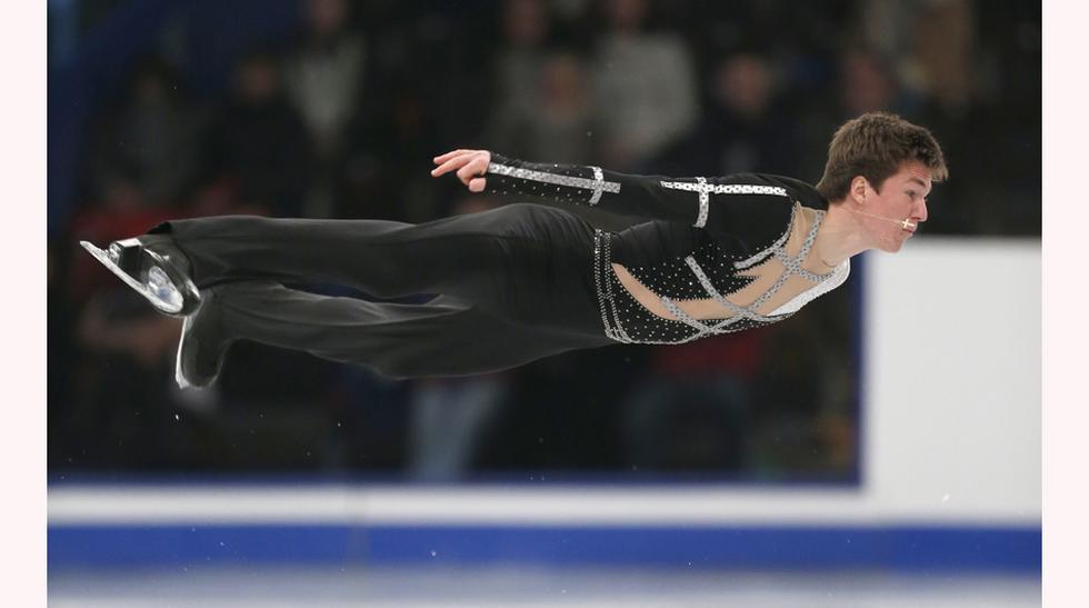 Dioses del hielo: impresionante competencia europea de patinaje - 1