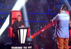 La Voz España: el imitador de Alejandro Sanz y todo lo que pasó en la penúltima gala de audiciones