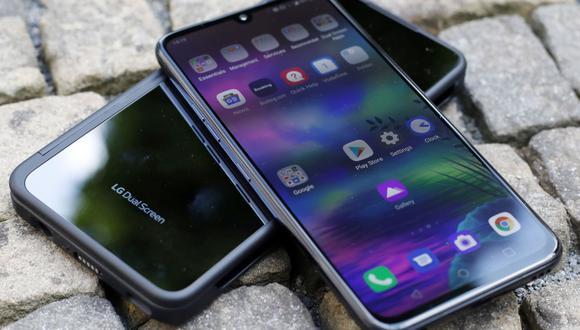 LG decidió salir del mercado de teléfonos celulares. (Foto: EFE/EPA/FELIPE TRUEBA)