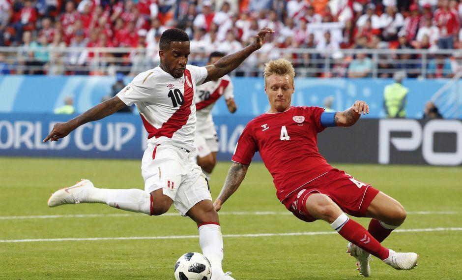 Perú vs. Dinamarca EN VIVO ONLINE: juegan por el Mundial Rusia 2018. (Foto: AFP)