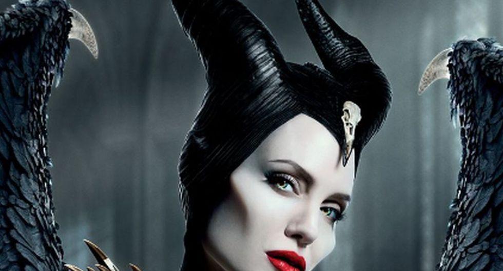 """""""Maléfica: Dueña del mal"""" es la secuela de la película de 2014 que narra la historia de la villana de """"La bella durmiente"""". (Foto: Disney)"""