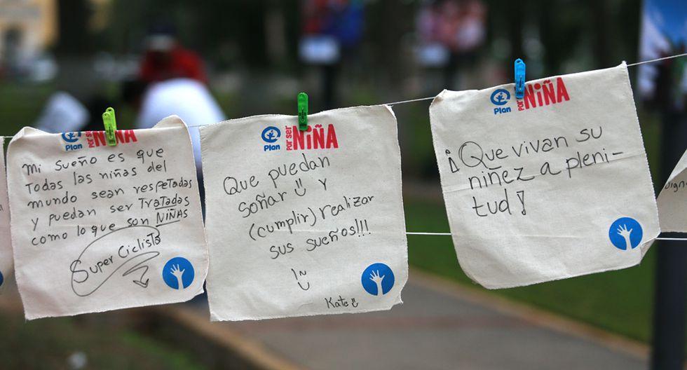 FOTOS: Limeños montan bicicleta por los derechos de las niñas - 4
