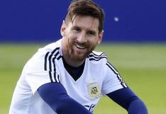 """""""El último Mundial de Leo"""", por Andrés Eliceche"""