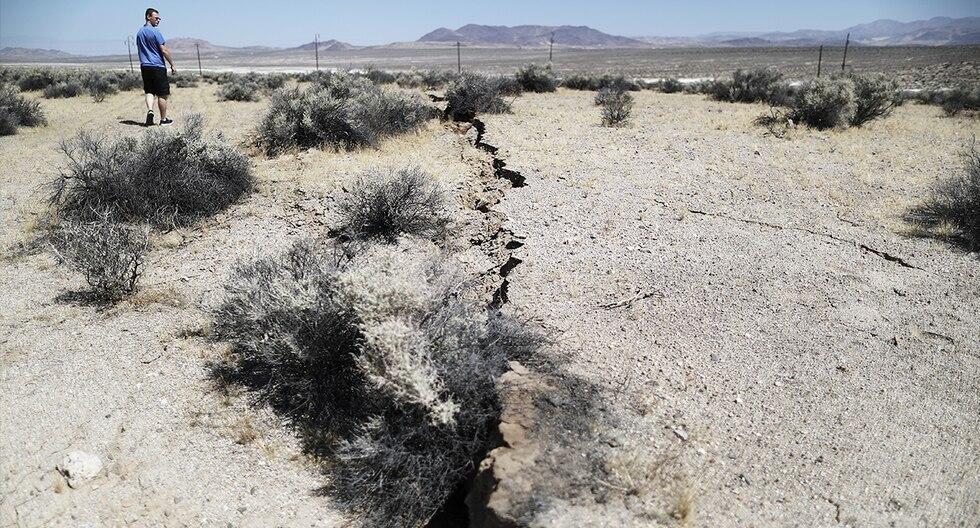 Las autoridades aseguraron que ninguno de estos dos temblores, ni las réplicas que les han acompañado, ha dejado víctimas. (AFP)