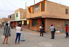 Nazca: familias abandonan sus casas al sentir 4 sismos en menos de una hora | VIDEO