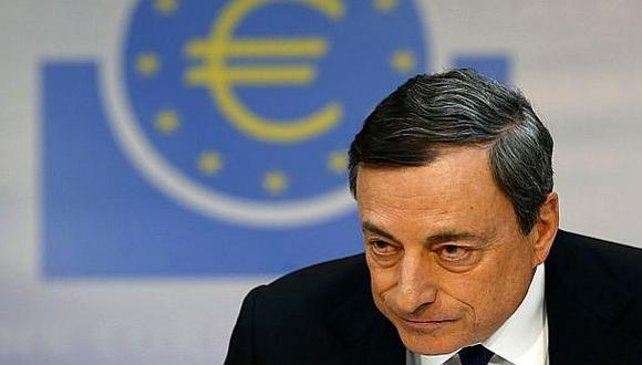 BCE: Política monetaria expansiva se mantendrá por más tiempo
