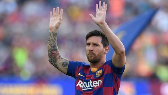 Lionel Messi dejaría el Barcelona luego de 20 años. Su próximo destino sería el Manchester City. (Foto: AFP / Josep Lago)