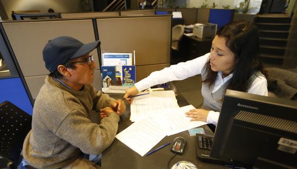 En la norma se expone que los afiliados al Sistema Privado de Pensiones podrán hacer el retiro de forma voluntaria y extraordinaria. (Foto: GEC)