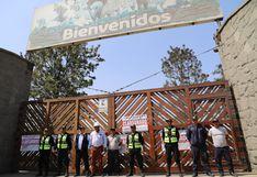Municipalidad de Ate clausuró temporalmente el Zoológico de Huachipa por seguridad