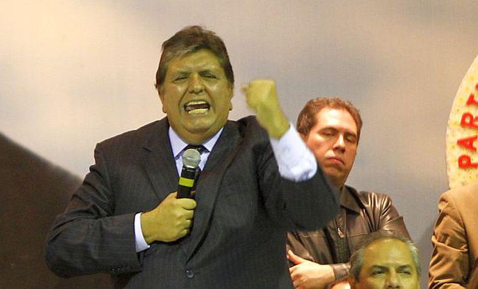 Caso Alan García: piden declarar improcedente recusación a juez