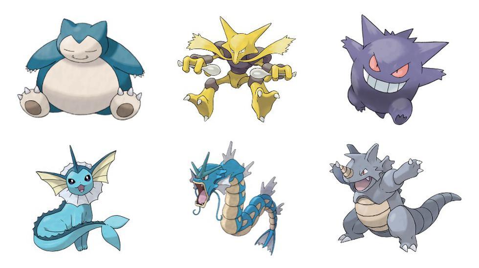 Pokémon Go: Los pokémones que han aumentado su poder de combate - 1