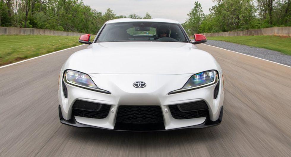 La llegada del Toyota GR Supra a Estados Unidos ha causado gran expectativa. Hoy hay compradores dispuestos a pagar más de US$ 100 mil por un ejemplar. (Fotos: Toyota).