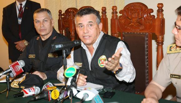 Daniel Urresti contó su versión sobre lo ocurrido en Los Olivos. (Foto: GEC/Referencial)