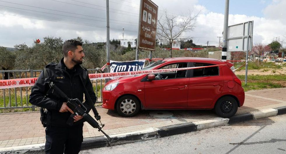La policía israelí llevó a cabo un amplio despliegue en las calles de la Ciudad Vieja de Jerusalén poco después del ataque, en previsión de la llegada de fieles. (Foto referencial: AFP)