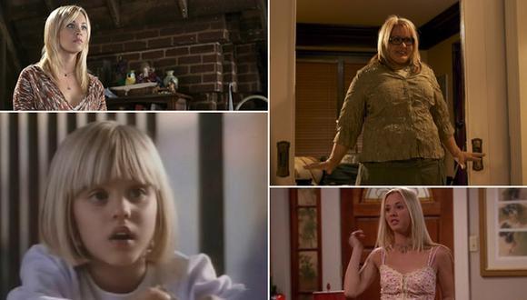 "Kaley Cuoco: 10 personajes antes de ""The Big Bang Theory"""