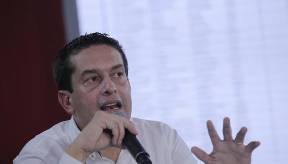 Miguel Torres aseguró que Fuerza Popular expresa sus acuerdos partidarios a través de sus voceros. (Foto: Archivo/ GEC)