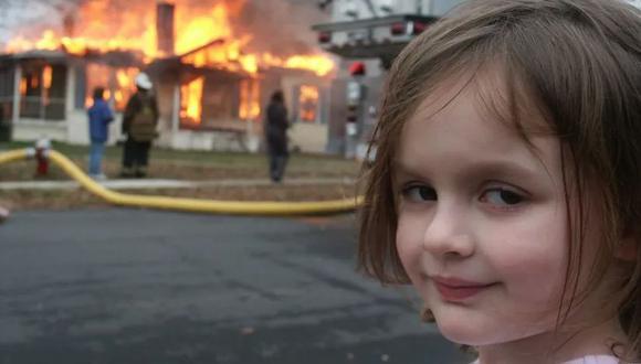 Zoë Roth, la protagonista del meme Disaster Girl.