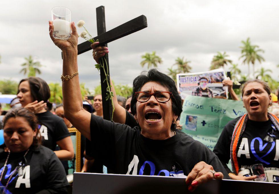 Nicaragua se ha levantado más de una vez en protestas contra el presidente Daniel Ortega. (Foto: AFP)