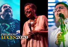 Premios Luces 2020: Mauricio Mesones, Susana Baca y más compiten por el premio a Mejor concierto streaming