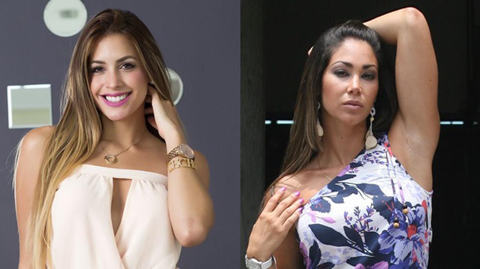 Milett Figueroa contó cómo fue su encuentro con Melissa Loza  - 1