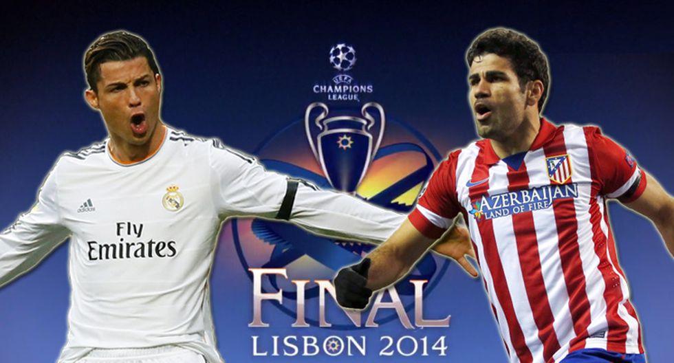 Final Champions: Real Madrid y Atlético jugarán el 24 de mayo  - 1
