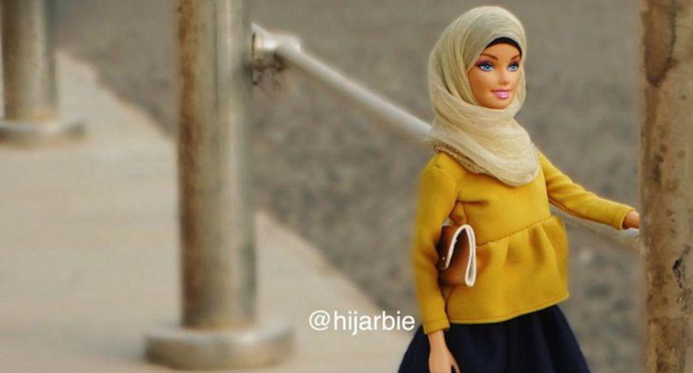 Hijarbie: la Barbie musulmana que conquista Instagram - 2