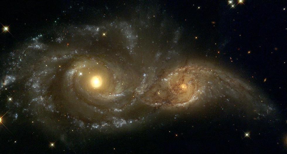 Tan solo nuestra galaxia, la Vía Láctea, tiene más de 100.000 millones de estrellas, y se calcula que el universo observable tiene unos 200.000 millones de galaxias.  (Foto: NASA)