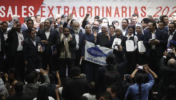 El Frepap contó con representantes en el Congreso anterior entre los años 2020 y 2021. (Foto: Jesús Saucedo / @photo.gec / Referencial)