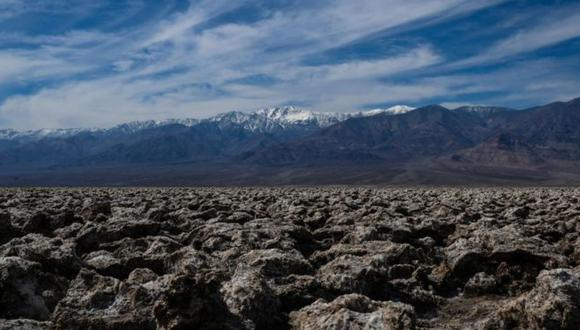 La vegetación es casi inexistente en las planicies del valle de la Muerte. (Foto: Getty Images)