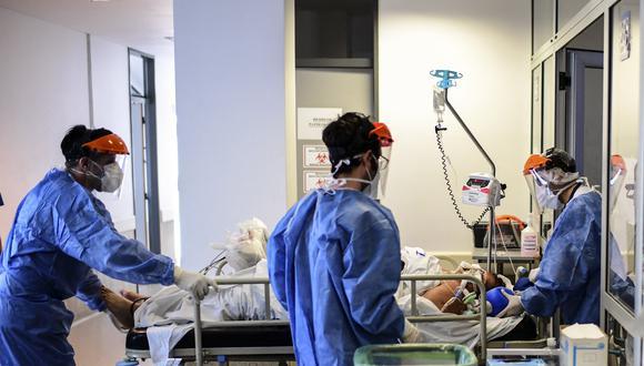 Coronavirus en Argentina | Últimas noticias | Último minuto: reporte de infectados y muertos hoy, domingo 02 de mayo del 2021 | Covid-19 | (Foto: RONALDO SCHEMIDT / AFP).