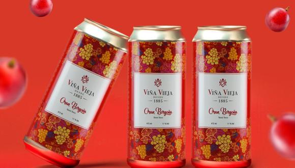Las latas tienen una capacidad de 473 ml y conservan el producto durante 1 año y medio. A la venta en tiendas Tambo.
