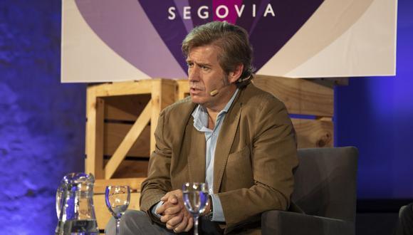 Javier Gomá (Bilbao, 1965) se desempeña también como presidente de la Fundación Juan March. (Foto: Lisbeth Salas)