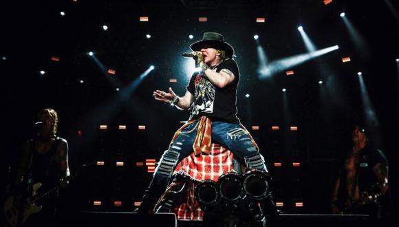 Guns N' Roses logra 'sold out' a horas de concierto en Lima
