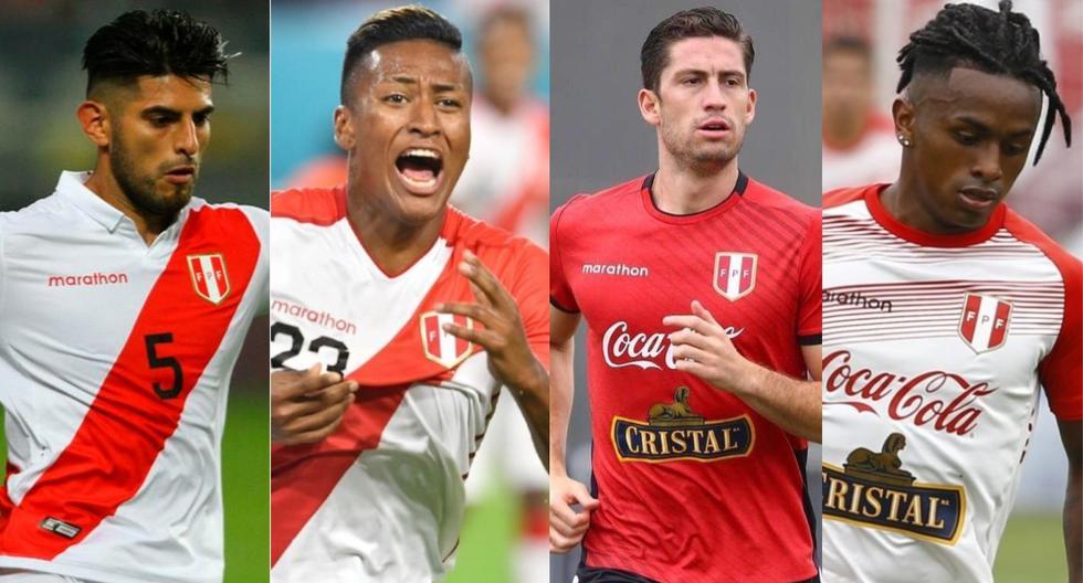 Carlos Zambrano, Pedro Aquino, Santiago Ormeño y Yordy Reyna vuelven a ser convocados a la selección peruana.