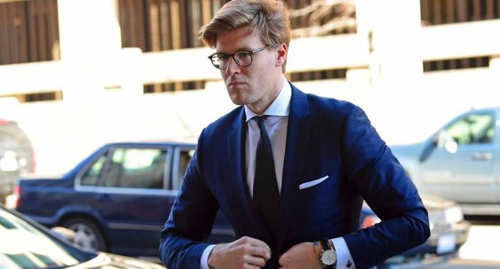 Alex Van Der Zwaan es yerno de German Khan, un poderoso empresario nacido en Ucrania que posee el Alfa Group, el fondo de inversión más grande en Rusia. (Foto: AP)