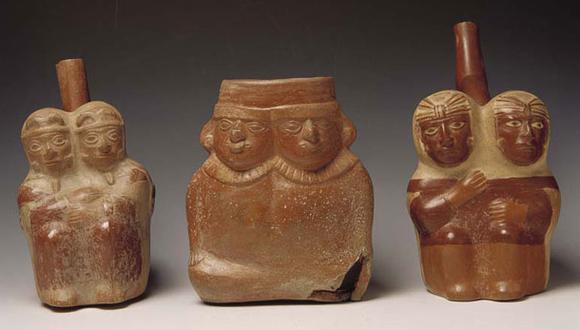 La enigmática historia de los siameses de la cultura Chimú