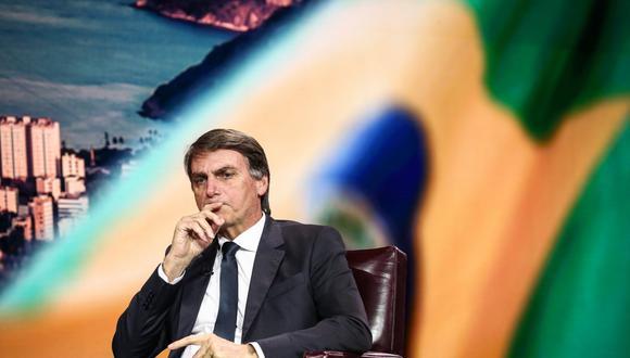 Jair Bolsonaro no privatizará Petrobras en el corto plazo, dice jefe de partido (Foto: Bloomberg)